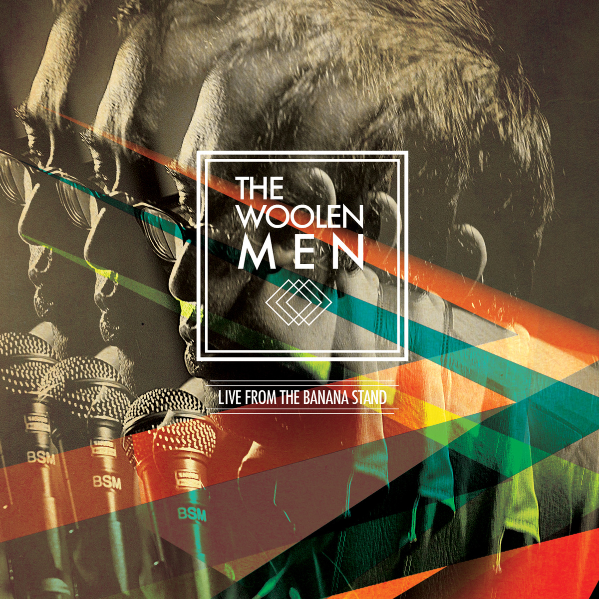 Woolen Men - Live From The Banana Stand