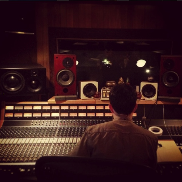 Mixing Balto at Flora Recording & Playback
