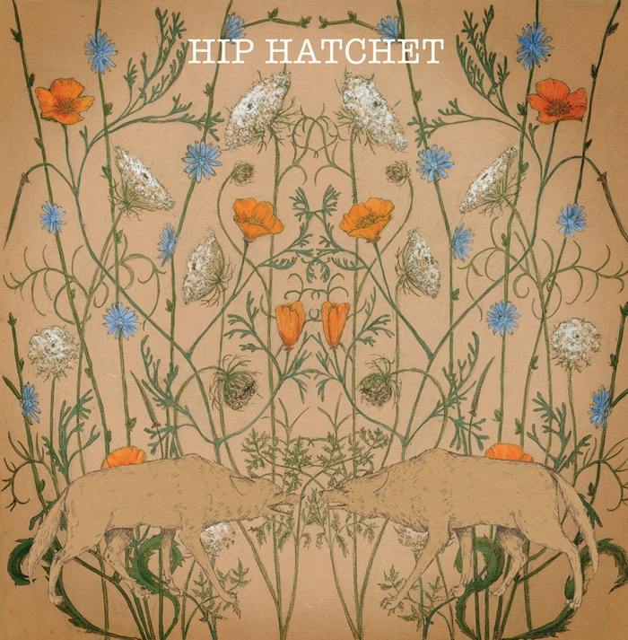 Hip Hatchet - Hold You Like A Harness album art