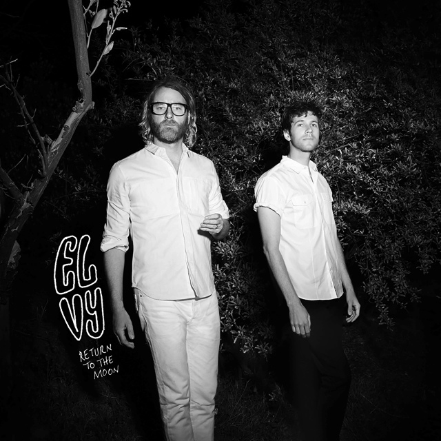EL VY - Return To The Moon album cover