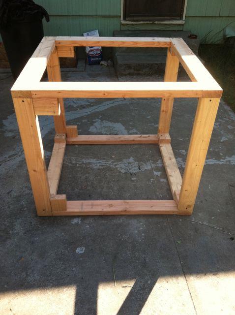 How To Build A Box Frame Out Of 2x4 - Frame Design & Reviews